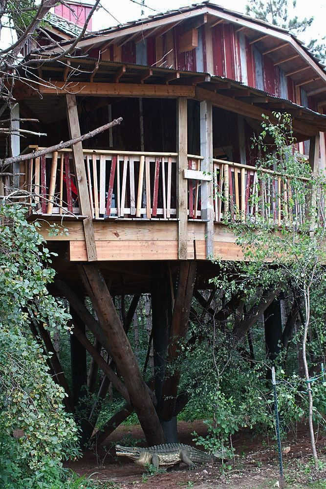 Endor treehouse conference room epic systems corporation for Epic deep house