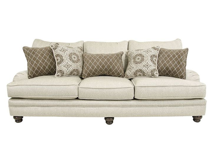 Milan Mushroom Sofa 97 Wide 567 00 Chic And Affordable