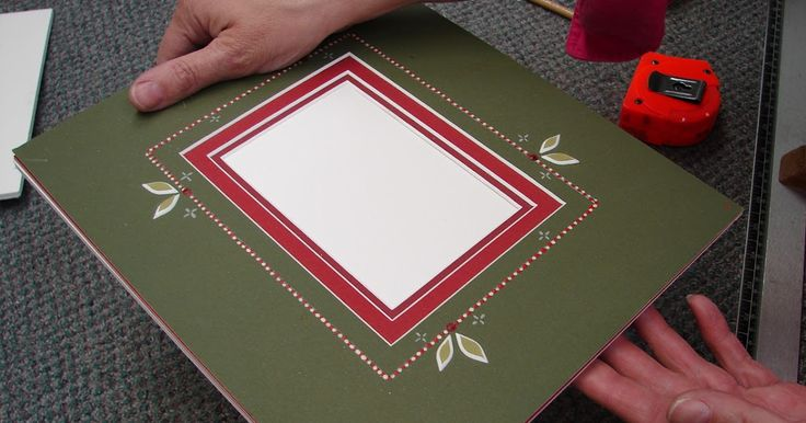 We're often asked by DIYers how to stretch a cross stitch beforeassemblinginto a mat and frame kit. Here is our photo tutorial detaili...