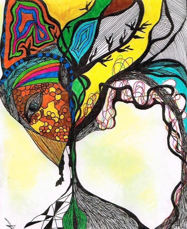 El árbol de pájaros