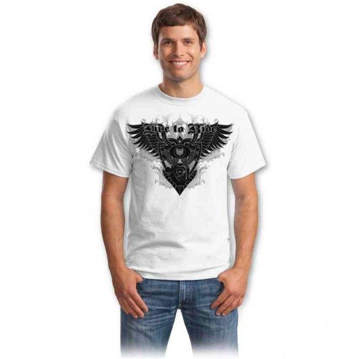 Tricouri cu vulturi– Tricou True motorstyle