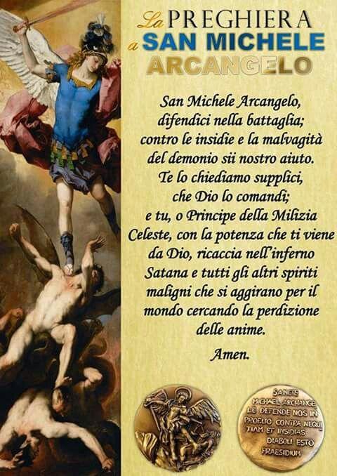 Preghiere angeli