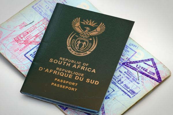 No visa needed for these countries South Africa!