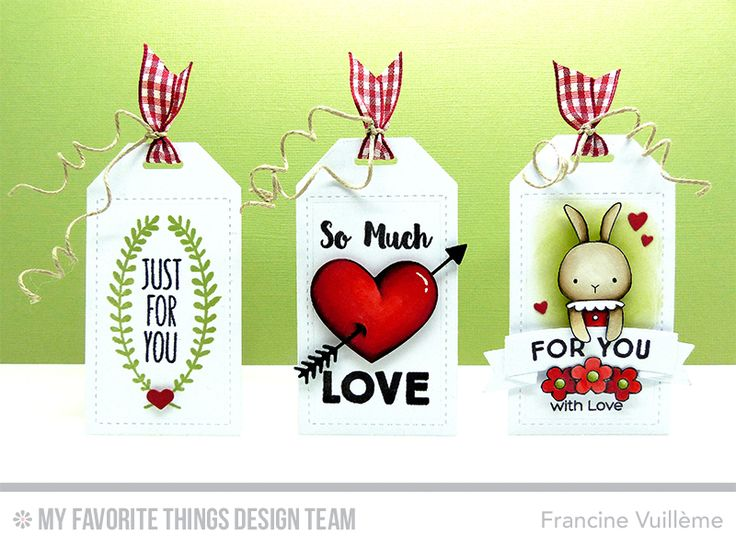 183 best mft tag builder blueprints images on pinterest gift handmade valentine tags from francine vuilleme featuring tag builder blueprints 3 and 5 mftstamps malvernweather Images