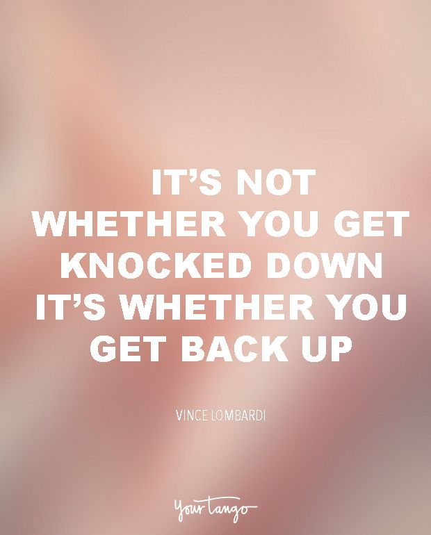 Inspirational Quotes On Life: 1000+ Ideas About Get Back Up On Pinterest