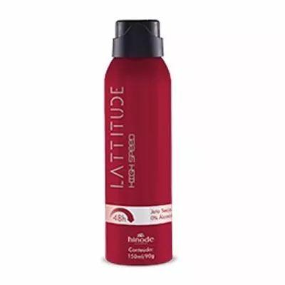 desodorantes lattitude fragrância - 150ml - hinode