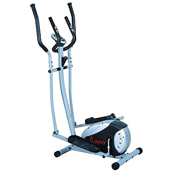 Sunny Health and Fitness Magnetic Elliptical Trainer ShopNBC.com