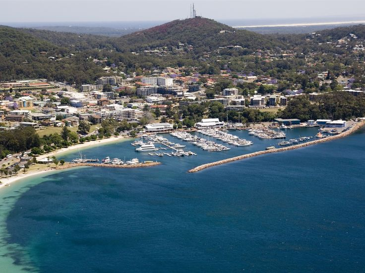 Nelson Bay, Port Stephens - one of our favourite holiday places in Aus.