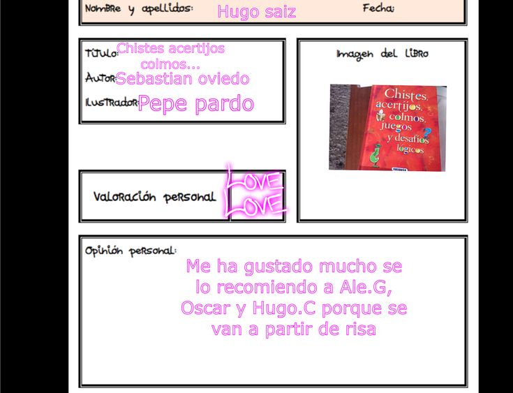 Recomendación de Hugo muy apropiada para pasar un rato divertido en el verano, por supuesto, leyendo ;-)
