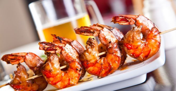 Celebrate Caxton Street Festival's 21st year with more seafood than you can lay your hands on