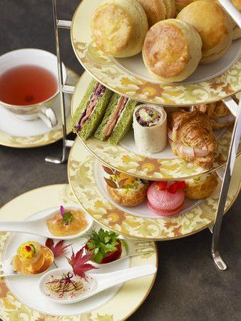 (5) Shangri-La Hotel, Tokyo : Afternoon Tea