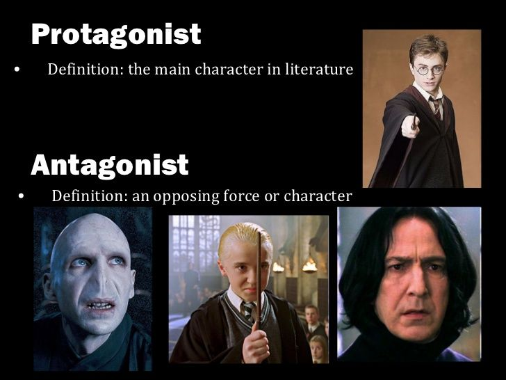 Difference Between the Protagonist, Antihero, Antagonist, Narrator, and False Protagonist