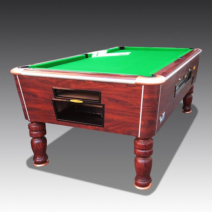 7ft Burlington refurbished Pool Table | The Games Room Company