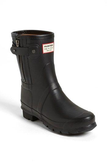Hunter for rag & bone Short Rain Boot (Women) | Nordstrom