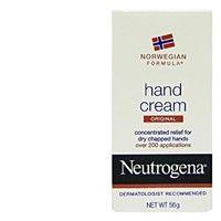 Neutrogena Norwegian Hand Cream Fragrance Free