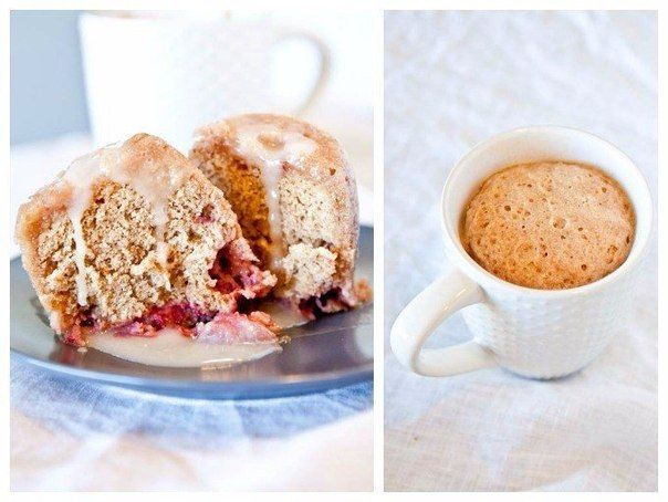 Strawberry-vanilla cupcake with creamy frosting