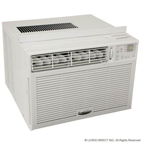 Whirlpool 18000 BTU Window Air Conditioner