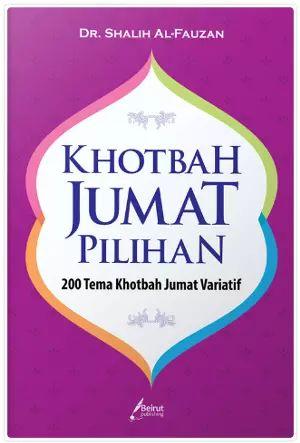 Arofah Bookstore: Khotbah Jum'at Pilihan