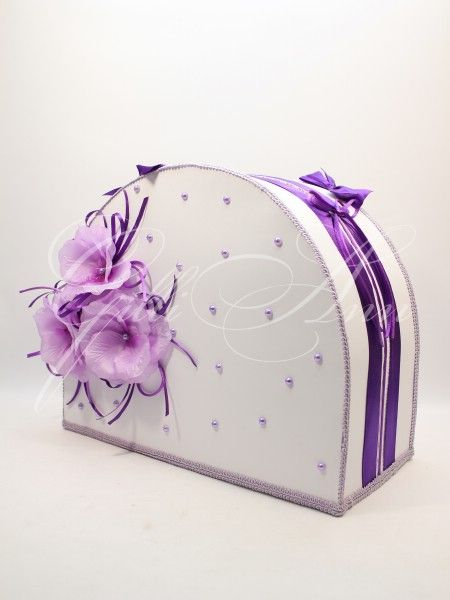 Свадебный сундучок для денег Gilliann Magic Garden BOX059, http://www.wedstyle.su/katalog/anniversaries/wedding-box-money, #wedstyle, #свадебныеаксессуары, #сундучокдляденег, #свадебныйсундучок, #weddingbox