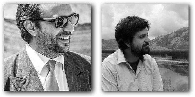 Amedeo and Nicola Pesce