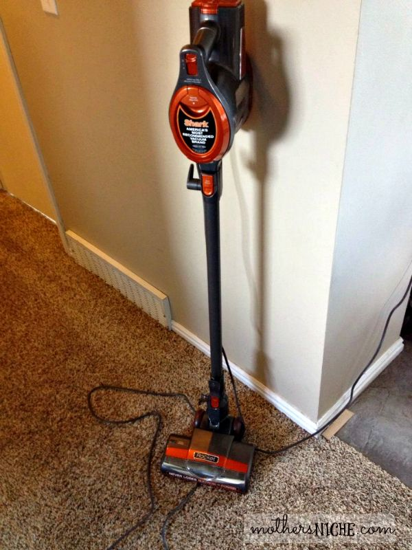 Shark Rocket Vacuum: the best lightweight vacuum!