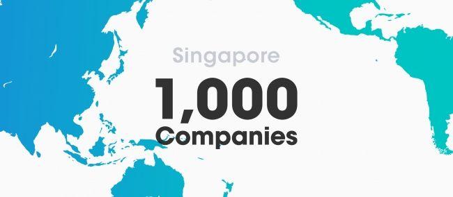 wantedly シンガポールでの登録会社数が 1 000 社を突破 香港とドイツでも拠点を新設 ウォンテッドリーのプレスリリース ドイツ 突破 新設