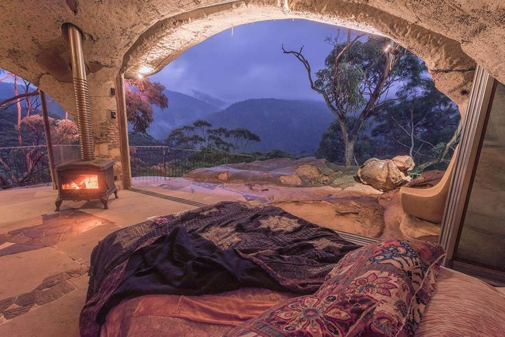Blue Mountains. Love Cabins - The Enchanted Love Cave. $927.00 Per Night.