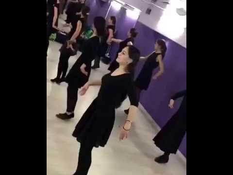 Кavkazland.Самые красивые девочки у нас ! Грузинские танцы !