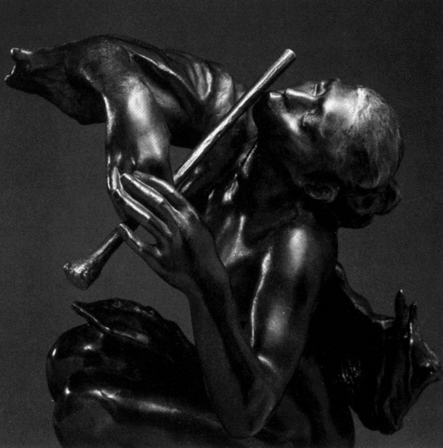 The Flute Player (The Little Siren)  Camille Claudel