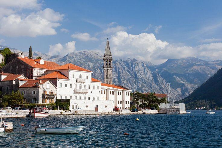 Along the coast in Montenegro by Dmitriy Sakharov
