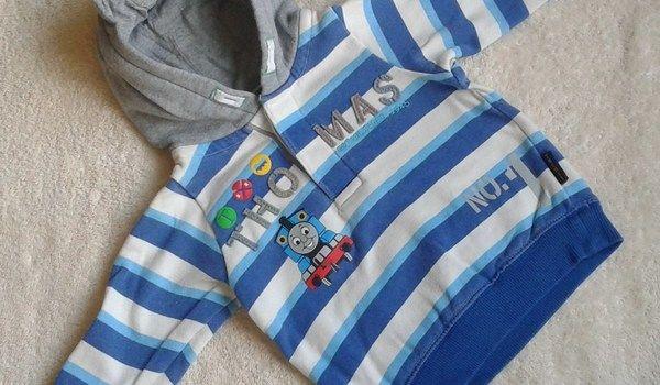 Bluza z lokomotywą Tomek