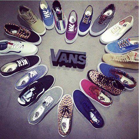 vans off the wall schoenen met