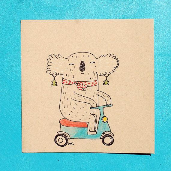 surfing sloth