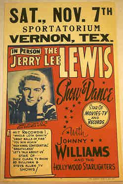 "Jerry Lee Lewis""The Killer"""