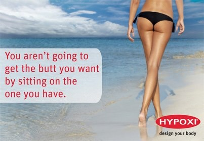 Inspirational, motivational quotes. Stay active, live healthy! Hypoxi!