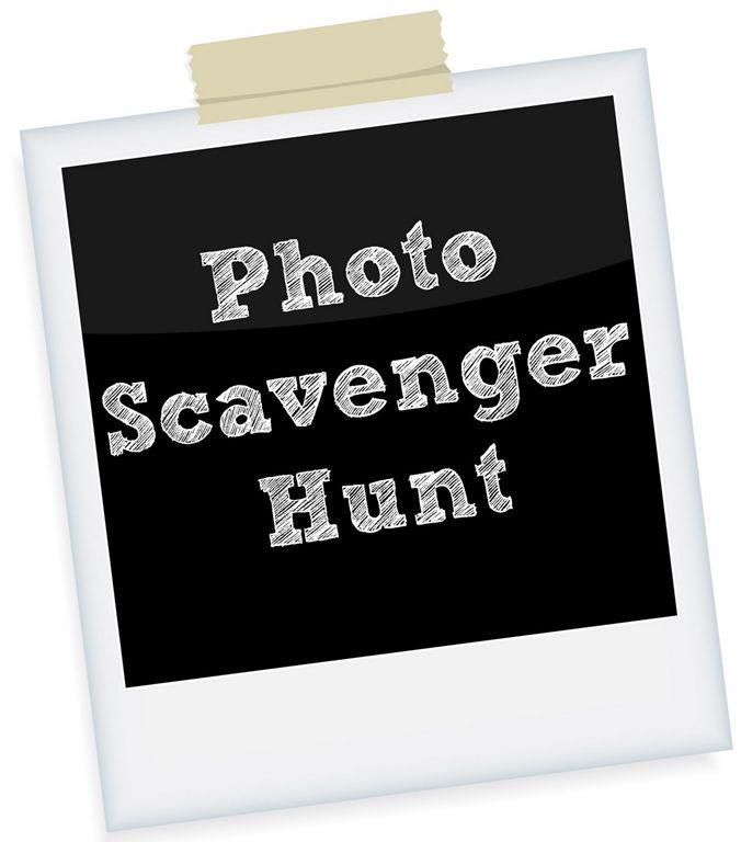 Photo Scavenger Hunt Car Adult Driver Seat Belts