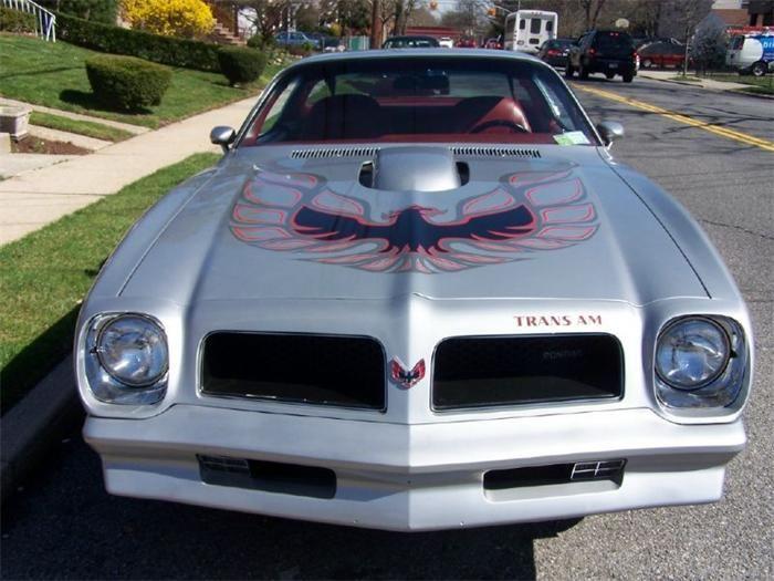 1976 trans am | 1976 Pontiac Firebird Trans Am for Sale | ClassicCars.com | CC-109411