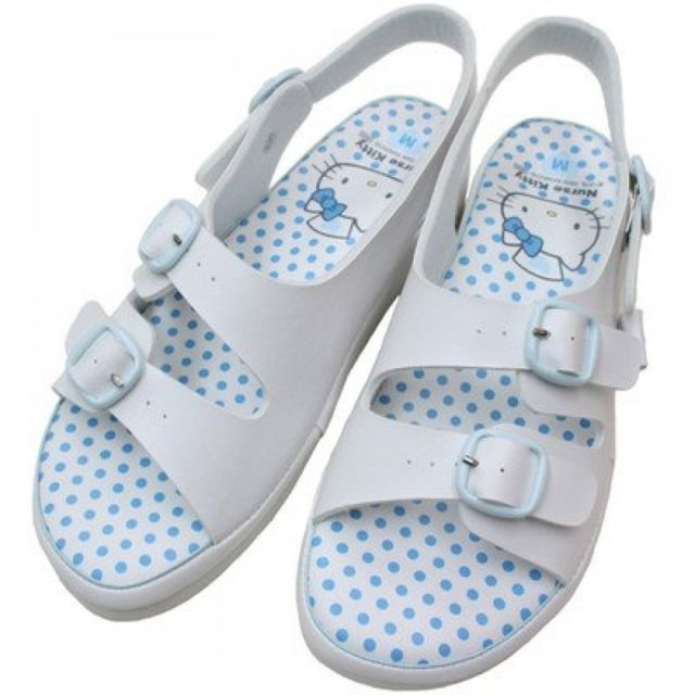 Sanrio Hello Kitty Nurse Sandal SA2797 Blue from JAPAN F/S New! | eBay