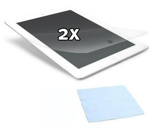 Arktis iPad Zubehör Topseller: 2 ultraklare Displayfolien für iPad 4/3/2 für nur 9,95 Euro-
