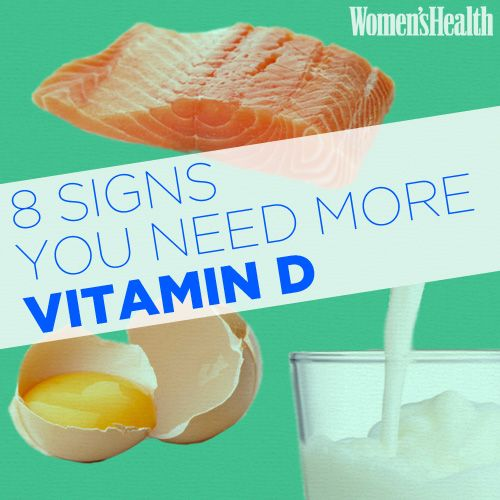 Those with autoimmune thyroid disease are often very low in Vit D. 8 Signs You Need To Be Getting More Vitamin D