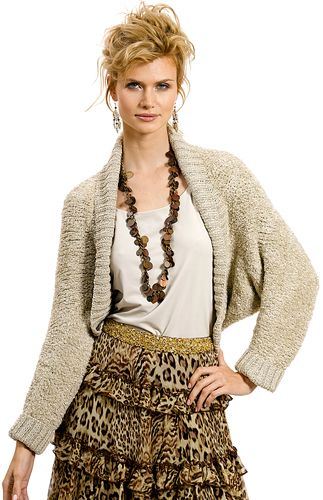 Knitting Pattern For Shrug Sweater : 13 Best images about Shrugs on Pinterest Free pattern ...
