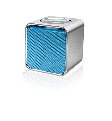 Deals week  Rapoo A300 NFC Wireless Bluetooth Speaker - Blue Best Selling