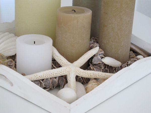candels en shells