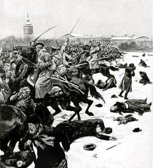 riassunto rivoluzione russa