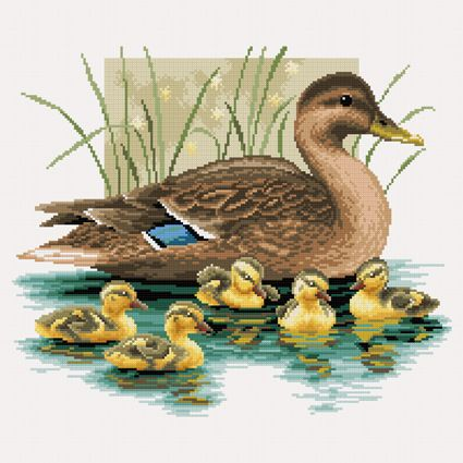 Duck & babies pix - 1 huge chart --Gallery.ru / Фото #70 - 216 - markisa81