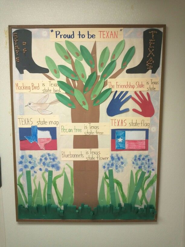 34 best texas theme craft and bulletin board images on for Theme board ideas
