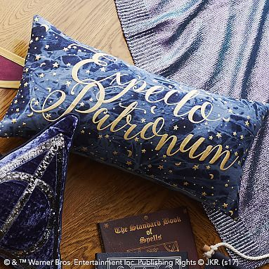 HARRY POTTER™ Expecto Patronum Pillow Cover #pbteen
