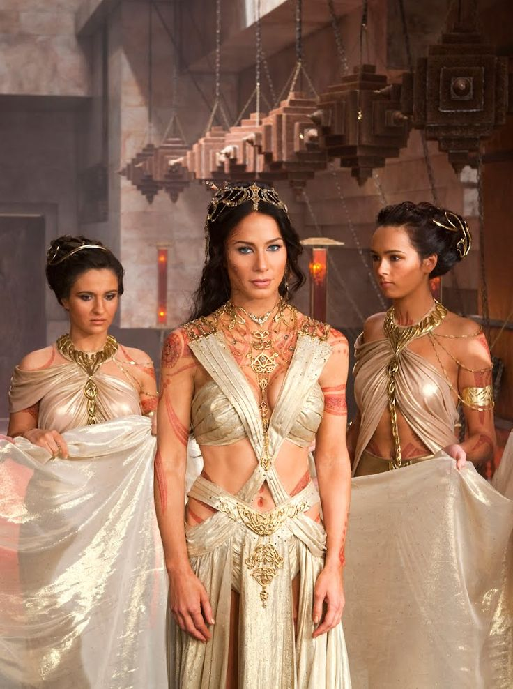 Dejah Thoris From John Carter of Mars portrayed by Lynn Collins