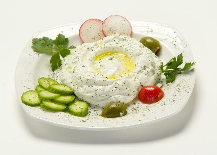Labneh / Lebanese Cream Cheese Recipe
