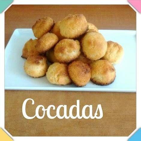 Cocadas (Galletitas de Coco)